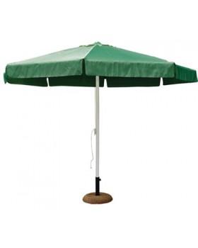 Ομπρέλα Κήπου Αλουμινίου 3m Myresort  Πράσινη