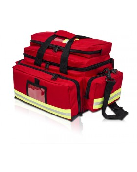 Elite Bags EMERGENCY'S Μεγάλη Τσάντα Α' Βοηθειών - Κόκκινη