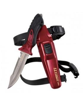 Μαχαίρι Κατάδυσης Tusa X-Pert II Titanium