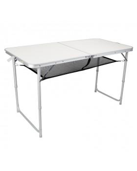 Τραπέζι Πτυσσόμενο Folding Table Double 120x60x69cm
