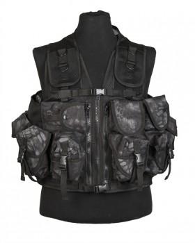 Γιλέκο Μάχης Mil-Tec Ultimate Assault Vest Mandra Night