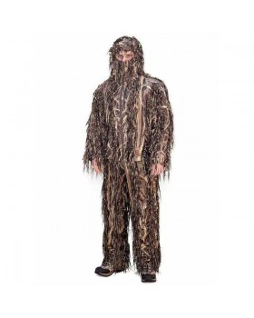 HILLMAN 3D STEALTHTEC HUNTING SUIT (CAMO MARSH - 701)