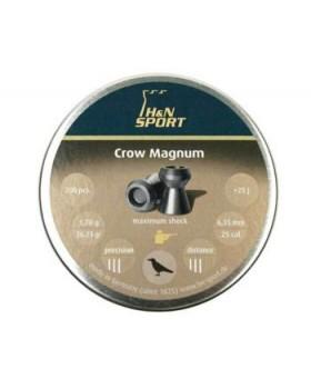 H & N Crow Magnum .25/200 (26,23 grains)