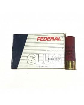 "FEDERAL CLASSIC 3"" SABOT SLUG CAL12/76 (F131SS)"