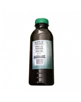 Λάδι Σαρδέλας 0,5 lt