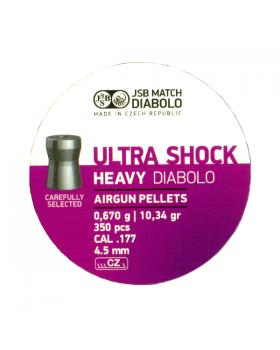 Jsb-Ultra Shock Heavy .177/350 (10,34 grains)