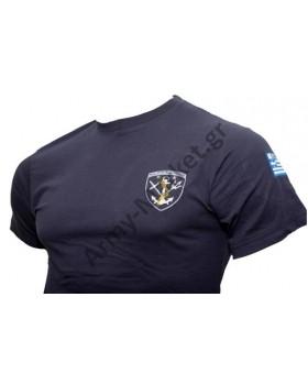 Army Market-Μπλουζάκι Κέντημα Δυνάμεις Τεθωρακισμένων GF