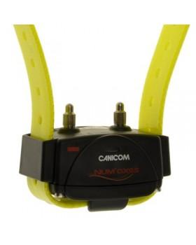 Ανταλλακτικό Κολάρο Εκπαίδευσης Numaxes Canicom 200/800/1500 Receiver Κίτρινο