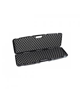 Negrini-Βαλίτσα Όπλου 80x21x7,5cm(Μαύρο Χρώμα)