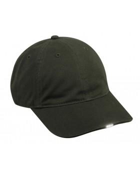 Καπέλο Με Φακό Outdoor Cap HIB-652 Green