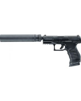 Umarex Airsoft Πιστόλι CO2 Walther Prq M2 Navy Dury 6mm