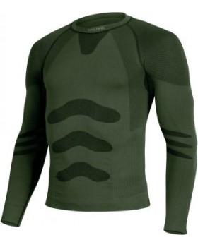 Ισοθερμική Μπλούζα Lasting APOL Seamless Green