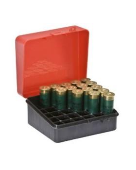 "Plano 12/16 GA Πλαστικό Κουτί 25 Φυσιγγίων Έως 3"""
