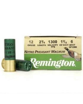 REMINGTON NITRO PHEASANT 36 gr. 12/70 COOPERPLATED