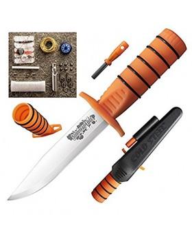 Μαχαίρι Cold Steel Survival  Edge Survival w/ Hollow Handle Orange
