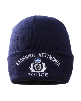 Σκούφος Survivors Διπλός Με Κέντημα Αστυνομίας