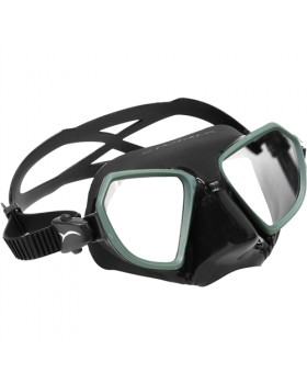 Salvimar Noah Freediving Mask Black/Green