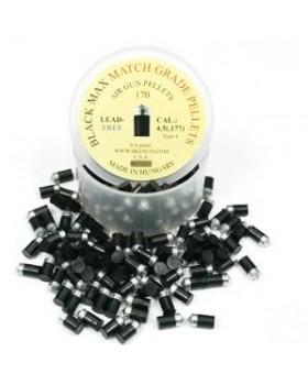 SKENCO BLACK MAX MATCH GRADE PELLETS .177/170pcs (6.4gr)