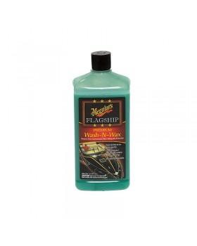 Flagship Premium Wash-n-Wax 945ml Καθαριστικό Γάστρας και Καταστρώματος