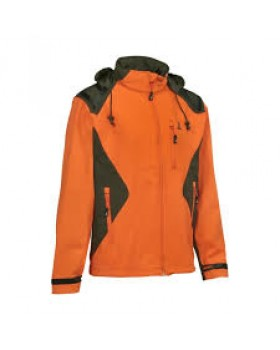 Jacket Percussion Softshell Orange 15103
