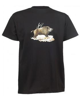 T-Shirt Αγριογούρουνο