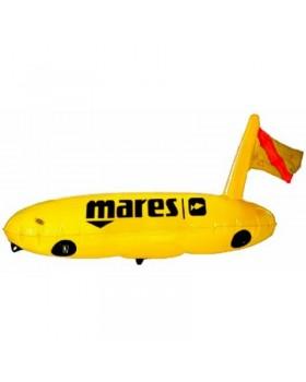 Σημαδούρα Mares Torpedo Κίτρινη