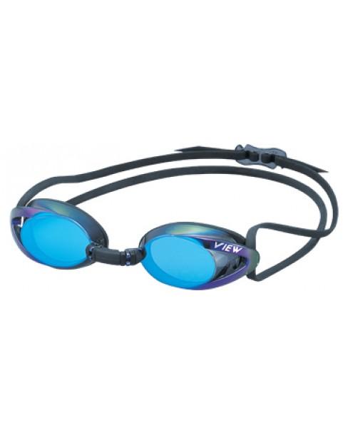 View-Γυαλάκια κολύμβησης Sniper II mirrored