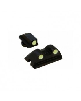 Walther Steel sights (blister pack) for P99, PPS, PPQ
