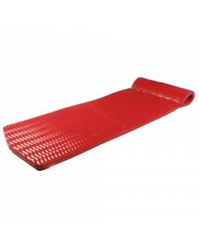 Foam Float-Στρώμα Θαλάσσης 3.8cm Κυματιστό Κόκκινο