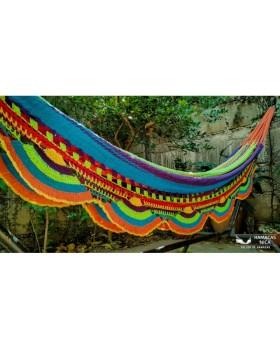 Πολύχρωμη αιώρα Νικαράγουα κροσια