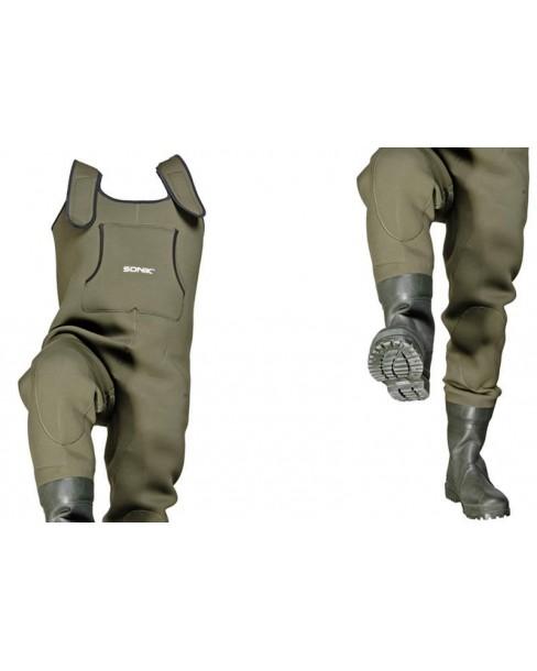 Sonik-Μπότες Στήθους Neopren 4mm
