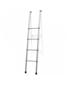 Aluminium Ladder Loft Bed Deluxe 4 B