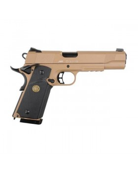 Asg Πιστόλι Soft Gnb Co2 Sti Tac Master Tan 6mm