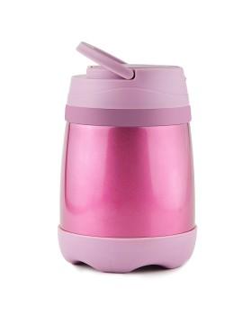 Φαγητοδοχείο Με Μόνωση The Lunch Keeper 480ml Pink