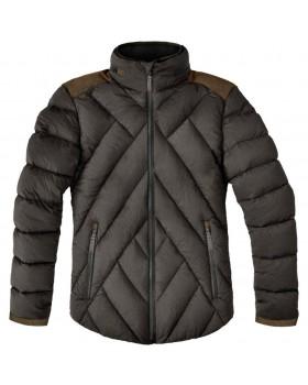 Hillman Jacket Πουπουλένιο Μαύρο
