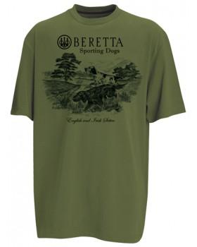 T-Shirt Green Ducks