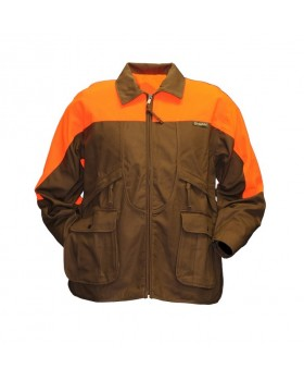 Jacket Gamehide Rooster 9ST Brown/Orance
