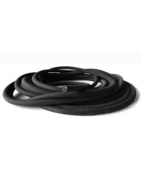 Bucanero Λάστιχο Γόμα Black 16mm