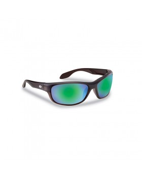 Πολωτικά Γυαλιά Ηλίου Flying Fisherman Cayo Matte Bronze/Green Mirror