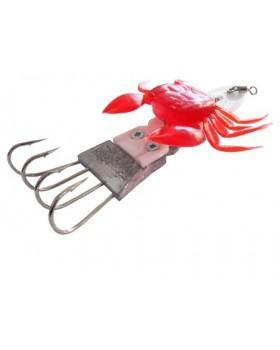 Χταποδιέρα Technofish καβούρι 4 αγκίστρια 1820
