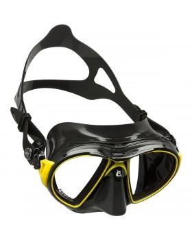 Cressi Air Μάσκα (Μαύρο/Κίτρινο)