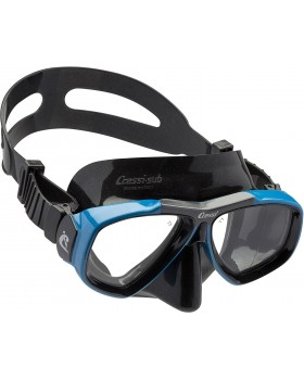 Cressi Mask Ocean Black