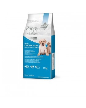 Τροφή Για κουτάβια Dibaq Puppy Medium