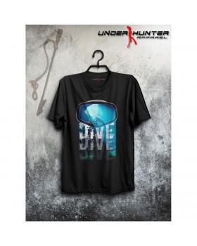 Unisex T-Shirt Uh 036 Dive Dive Dive