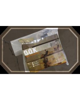 Tac Med-Downed Operator (DOK) Κιτ Α' Βοηθειών Πεδίου Μάχης