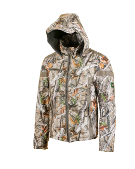 Boz Model Camo Jacket Automn Design