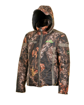 Boz Model Camo Jacket Dark Forest Design