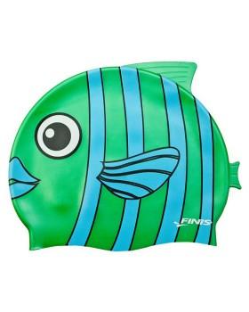 Σκούφος Παιδικός Animal Head Emerald Fish