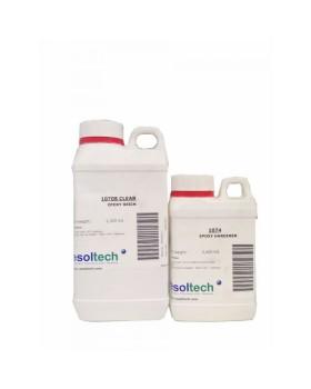Εποξική Ρητίνη Εμποτισμού Resoltech 1070S-1074 (Set1+0,4 Kg)