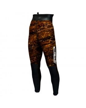 Epsealon Παντελόνι Φόδρα/Ξυρισμένο Brown Fusion 5mm